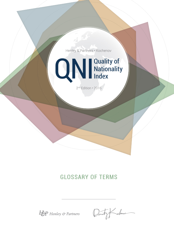 QNI Glossary of Terms